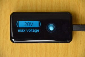 foc.us v2 max voltage